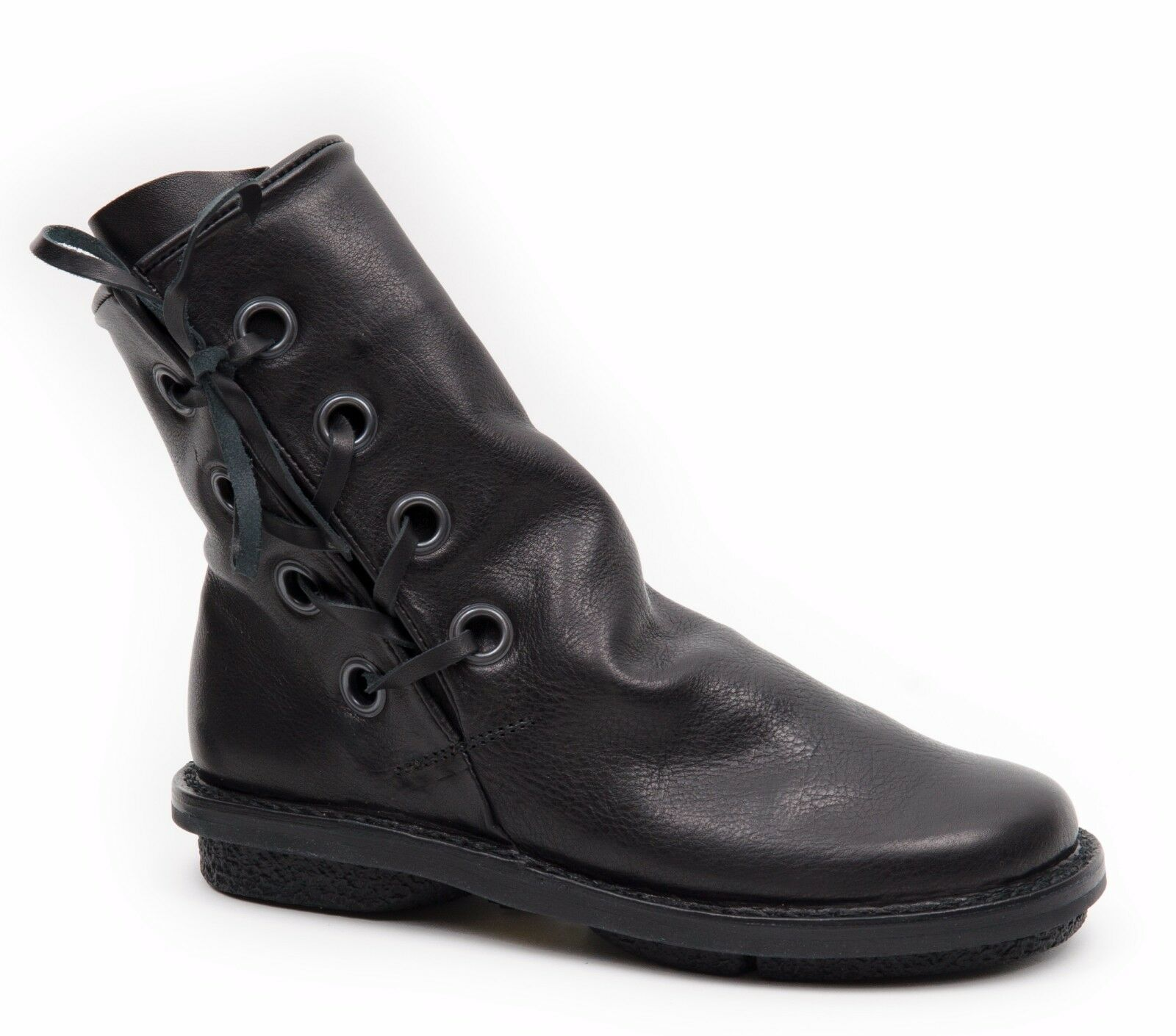 TRIPPEN Stiefeletten Stiefel Boots Stiefelette Tramp black - schwarz NEU SALE