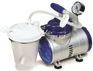 John-Bunn-Medical-HD-Home-Suction-Pump-Vacuum-Machine-JB0112-016-FREE-SHIP-NIB