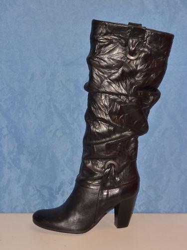 Zapatos especiales con descuento BOTAS DE MUJER PIEL BORLA NEGRO DE MODA MOLINOLINE 36