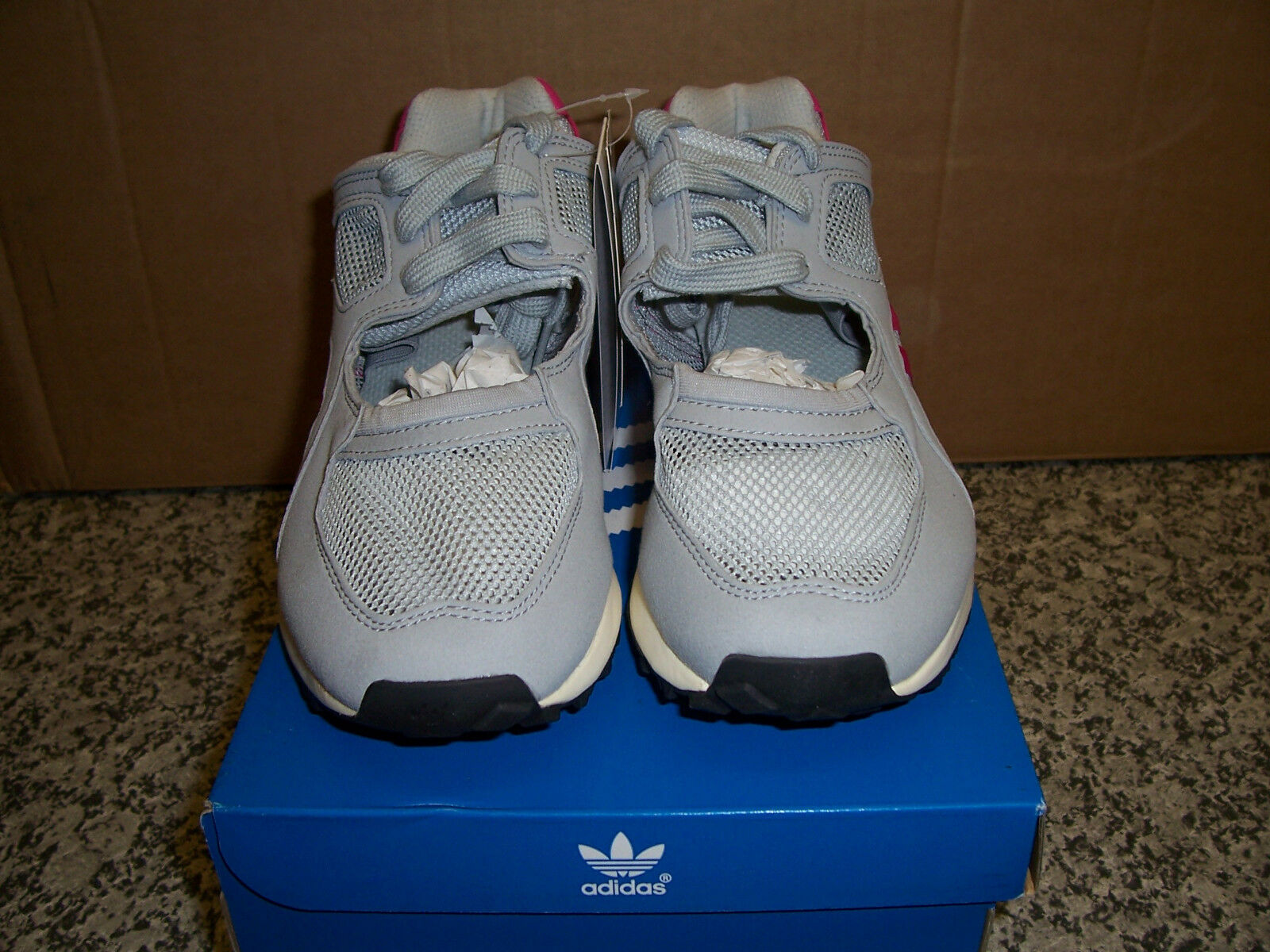 BNIB adidas - - adidas EQUIPMENT RACING OG Wo Hommes Trainers gris 34b6f4