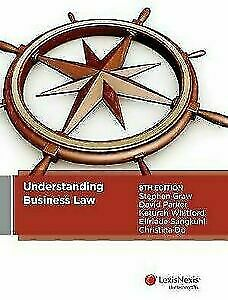 Understanding-Business-Law-8th-Edition-Like-New-Free-Shipping