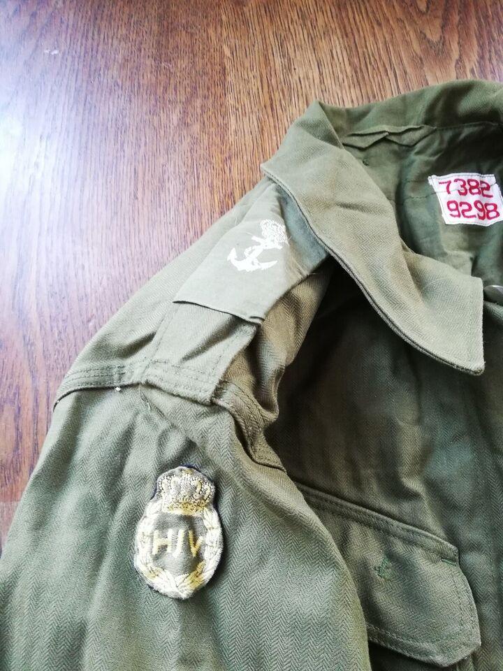 Militær, Militær jakke 1967