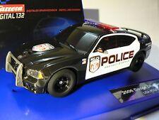 Carrera Digital 132 30441 Dodge Charger SRT 8 USA Police 2006 Neu