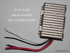STEP UP CONVERTER TRANSFORMER 12V TO 24V FULL 20A suit EBERSPACHER or WEBASTO