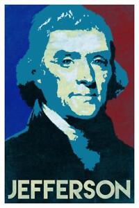 President-Thomas-Jefferson-Pop-Art-Portrait-Poster-24x36-inch