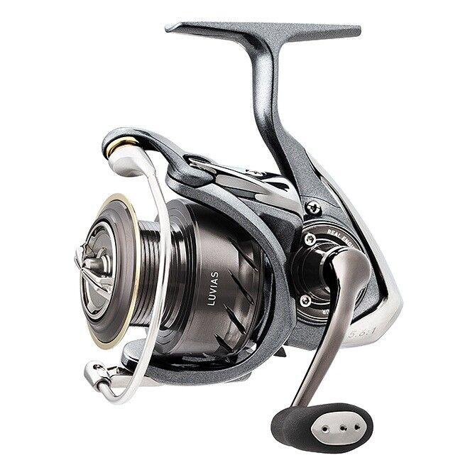 Brand NEW Daiwa LUVIAS 3000H Luvias Zaion Body 5.6 1 Spinning Fishing Reel