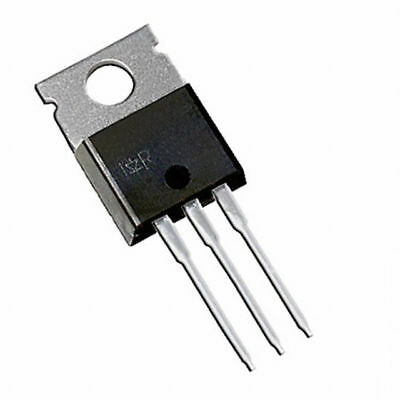 5 PCS IRF610PBF IRF610 MOSFET N-CH 200V 3.3A TO-220AB NEW
