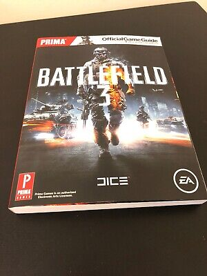 Battlefield 3 Prima Official Strategy Guide : Free ...