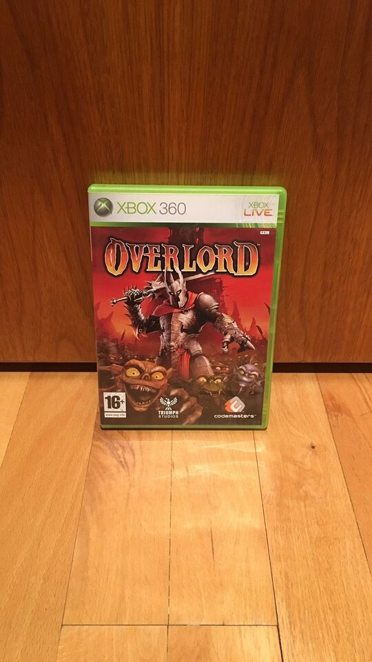 Overlord, Xbox 360, anden genre