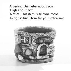 Concrete-Flower-Pot-Silicone-Mold-for-Cement-Planter-Casting-Cactus-Vase-Mould