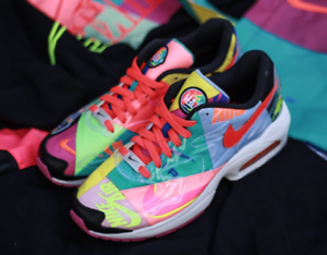 New atmos con NIKE AIR MAX 2 LIGHT atmoscon Collaboration F S