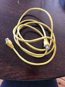 100% Vrai Câble Ethernet 1.8 M-afficher Le Titre D'origine