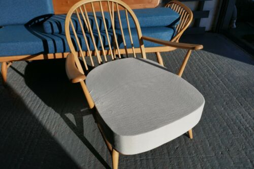 Ercol 203 Chair Seat /& Back Foam Cushions Only