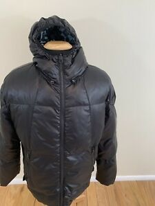 hugo boss mens quilted jacket