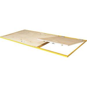 MetalTech I-CISPT Scaffolding Platform with Trap Door67inW x 29inD