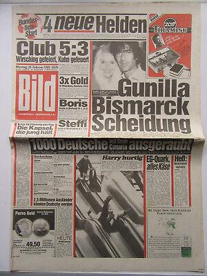 LiebenswüRdig Bild Zeitung Vom 20.02.1989, Gaynor Goodman, Lindenstrasse, Sheryl Crow