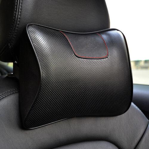 FOR LEXUS 2014-2016 NX RX ES Ergonomic Genuine Leather Auto Car Headrest Pillows