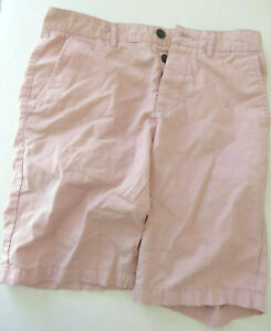 Divided-H-amp-M-PINK-SHORTS-Women-039-s-Ladies-Size-28-Small-Cotton-Light-Baby