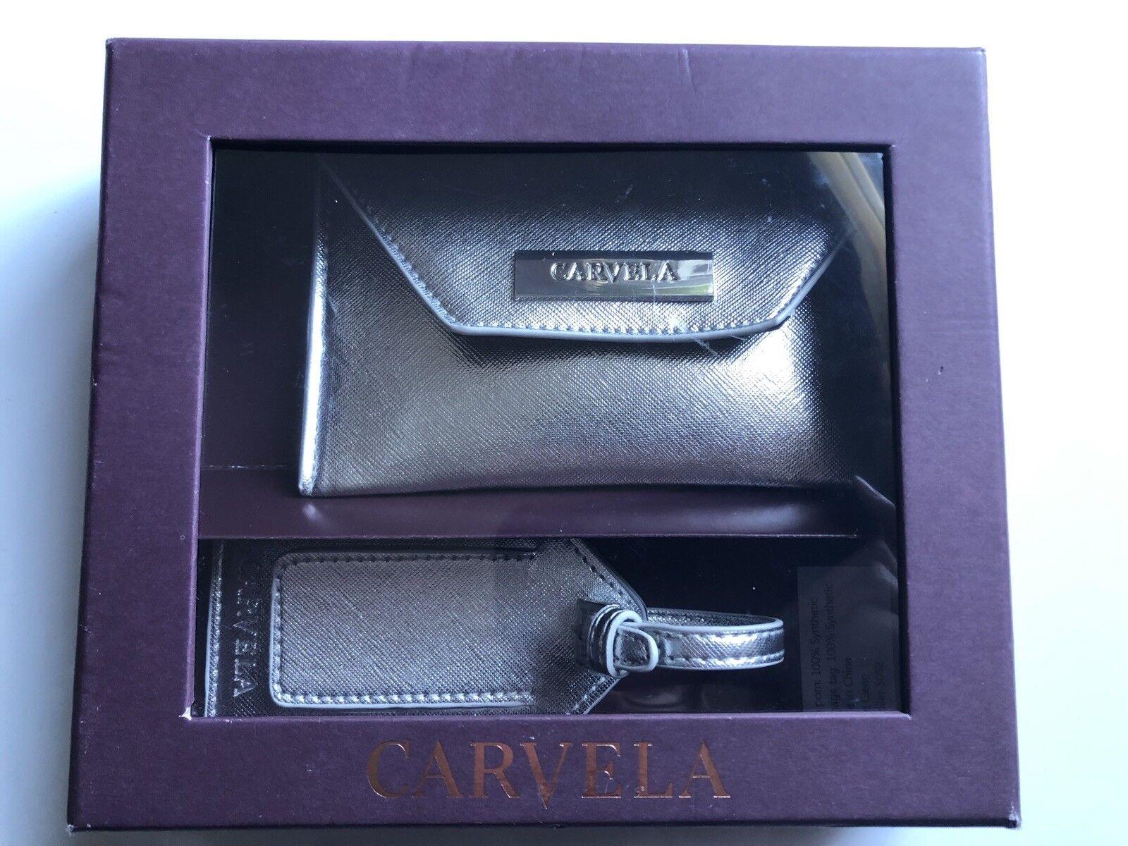Carvela Thames Gift Set Silver RRP