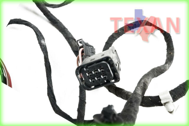 04 2004 MERCEDES C230 WIRE WIRING HARNESS REAR LEFT DRIVER ...