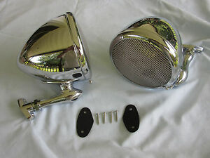 KUSTOM-KRAFT-APPLETON-Reproduction-DUMMY-TEAR-DROP-SPOT-LIGHTS-BAYESTIMATE