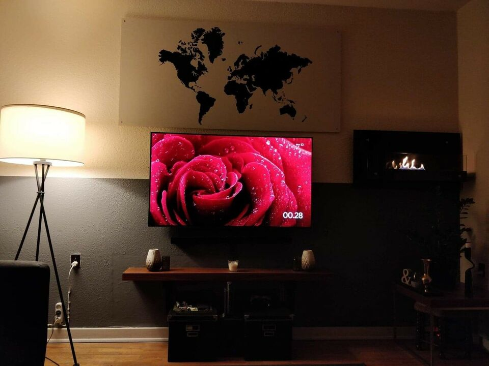 Svævehylde / tv-bord, Boconcept