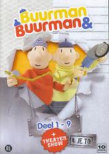 Buurman & Buurman : Deel 1 - 9 & Theatershow (10 DVD)