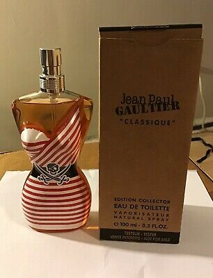 CLASSIQUE BY JEAN PAUL GAULTIER EDITION COLLECTOR EAU DE TOILETTE SPR 100ML (T) 3423474725663 | eBay