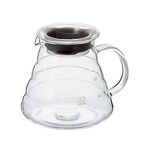 HARIO-V60-range-server-coffee-drip-Glass-600ml-clear-XGS-60TB-New-Japan-F-S