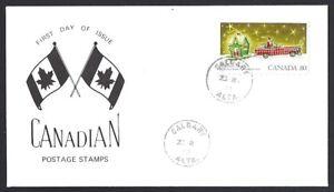 Canada-2070-TORONTO-SANTA-CLAUS-PARADE-CACHET-New-2004-Issue