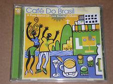 CAFE' DO BRASIL (CELIA VAZ, PROJECTO 3, ORLANDIVO) - CD COME NUOVO (MINT)