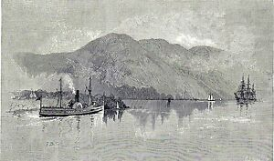 Antique-print-Cap-Tourmente-Charlevoix-Quebec-Saint-Lawrence-River-1889
