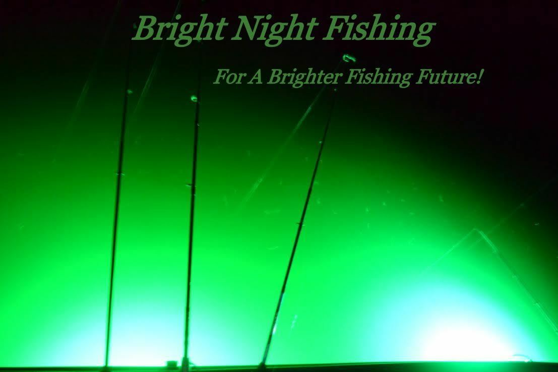 Pesca submarina Luz 300 LED verde Sumergible 15,000 lúmenes peces attracter