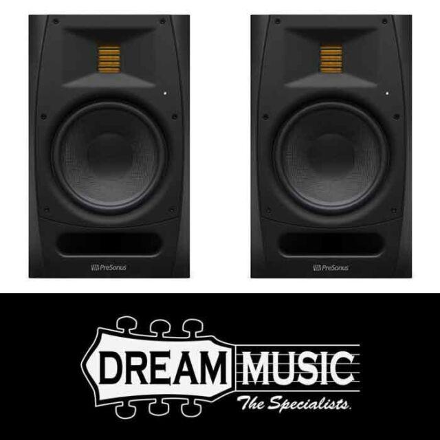 "PreSonus PAIR of R65 150W Active 2-way Studio Monitor Speakers w/ 6.5"" Woofer"