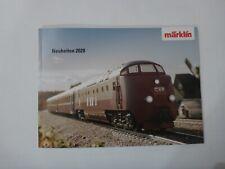 Katalog 1989 H0 und 1 MÄRKLIN Neuheiten Prospekt Spur Z