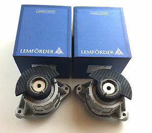 2x-LEMFORDER-Soporte-del-motor-MERCEDES-W204-S204-C204-C207-A207-W212-S212