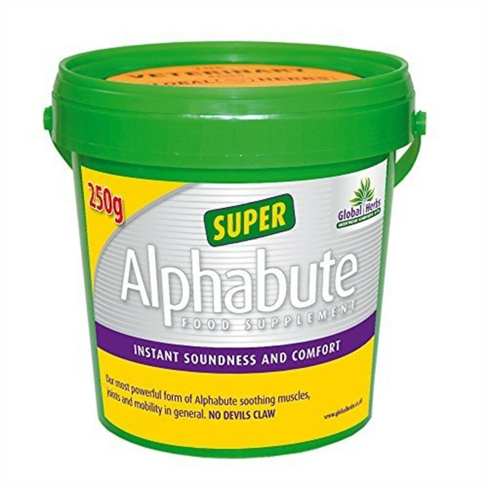 Global Herbs Alphabute Super - 500 Gm