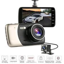 """Cheap Dual Lens Car Dvr Cameras 4""""LCD Auto Camera Video Recorder 1080P Dash Cam"""