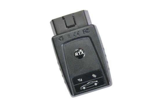 Ortungsgerät RTX GT2 mit OBD II Schnittstelle