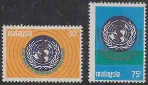 50-MALAYSIA-1973-WORLD-HEALTH-ORGANISATION-SET-2V-FRESH-MNH-CAT-RM-12