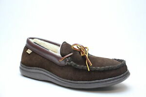 L.B. Evans Atlin Moccasin  Mens  Slippers Casual   - Size 10 M
