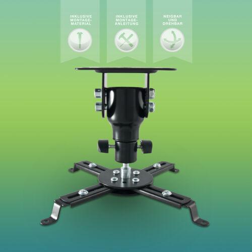 eSmart Projektor Beamer Halterung Neigbar Schwenkbar