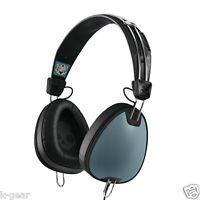Skullcandy Rocnation Aviator Stereo Headphones $180 Wrecked Metals S6avdm-249