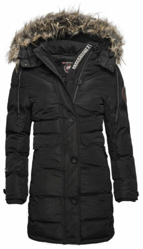 Coat invernale donna Norway Geographical Parka da Outdoor Colasina Function Giacca W0q4xtwSR