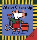 Maisy Cleans up by Lucy Cousins (Paperback)