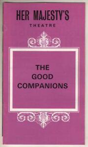John-Mills-amp-Judi-Dench-034-The-Good-Companions-034-Playbill-London-1974