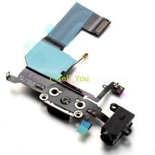 Headphone Audio Dock Connector Charging Data USB Port Flex Cable For iPhone 5C