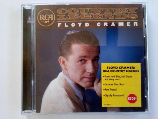 Floyd Cramer RCA Country Legends, Digitally Remastered, 1.Press.ungespielt,NEU !