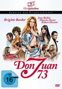 Don Giovanni 73-mit Brigitte Bar-Vadim, Roger DVD NUOVO