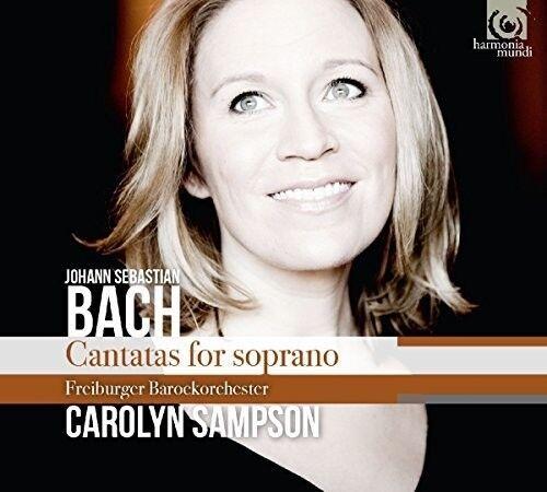 Bach: Cantatas Bwv152, 199 And 202 [New CD]